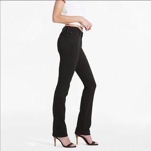 Lucky Brand Black Sweet Straight Jean 29